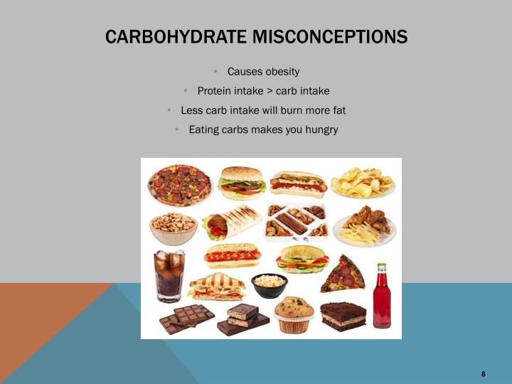 Carbohydrate Misconceptions