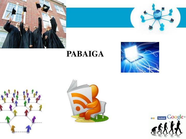 PABAIGA