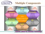 multiple components