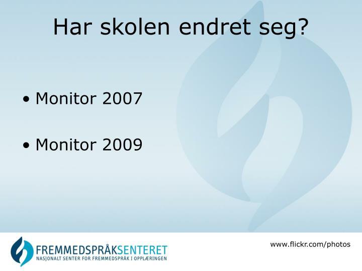 Monitor 2007