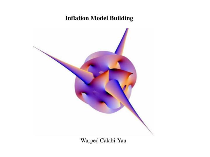 Inflation Model Building