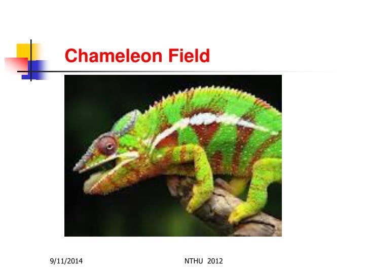 Chameleon Field