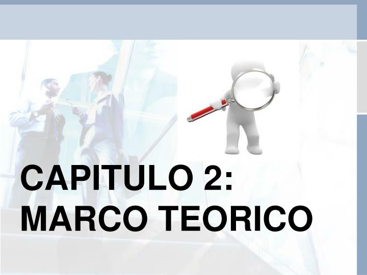 CAPITULO 2: