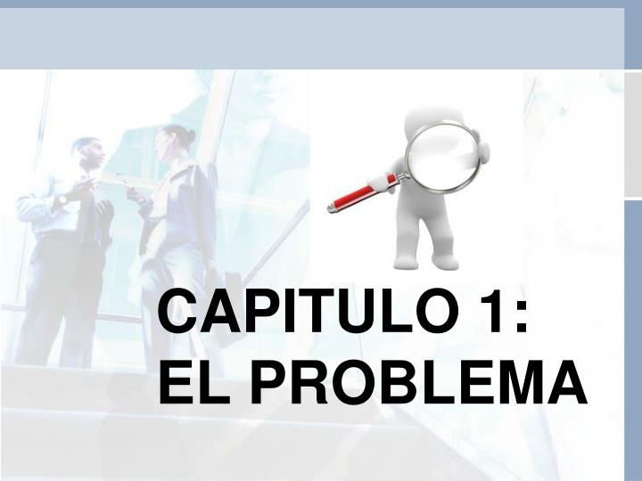 CAPITULO 1: