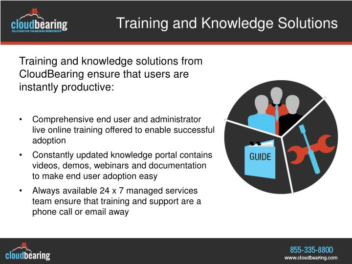 Training and Knowledge Solutions