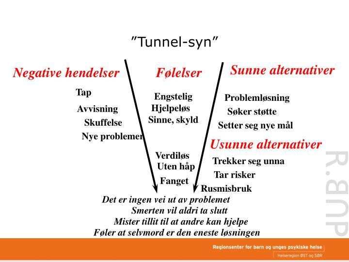 """""""Tunnel-syn"""""""