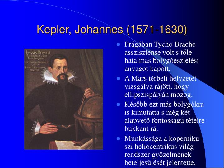 Kepler, Johannes (1571-1630)