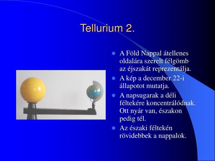 Tellurium 2.
