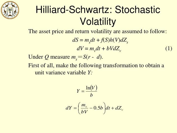 Hilliard-Schwartz: