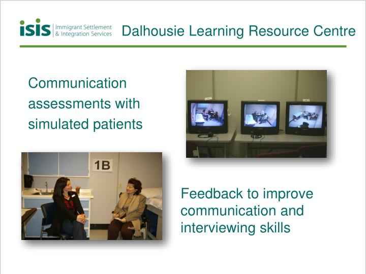 Dalhousie Learning Resource Centre