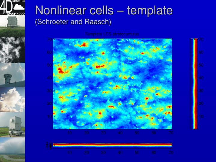 Nonlinear cells – template