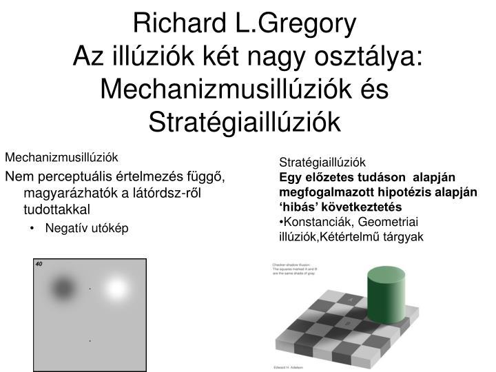 Richard L.Gregory