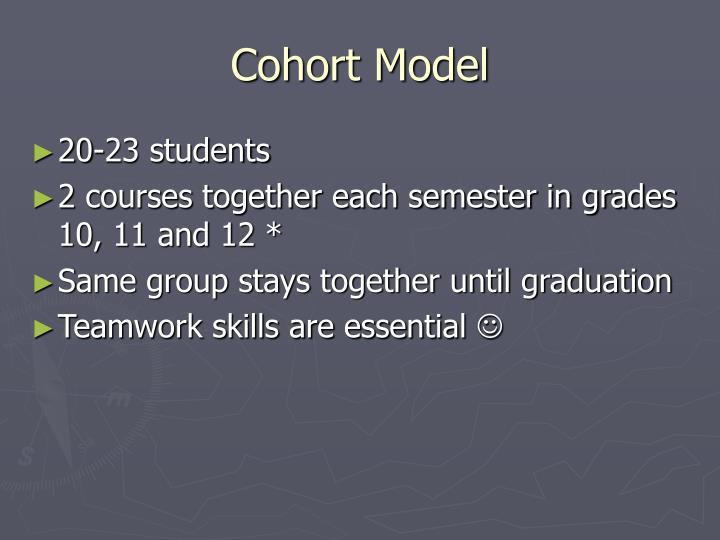 Cohort Model