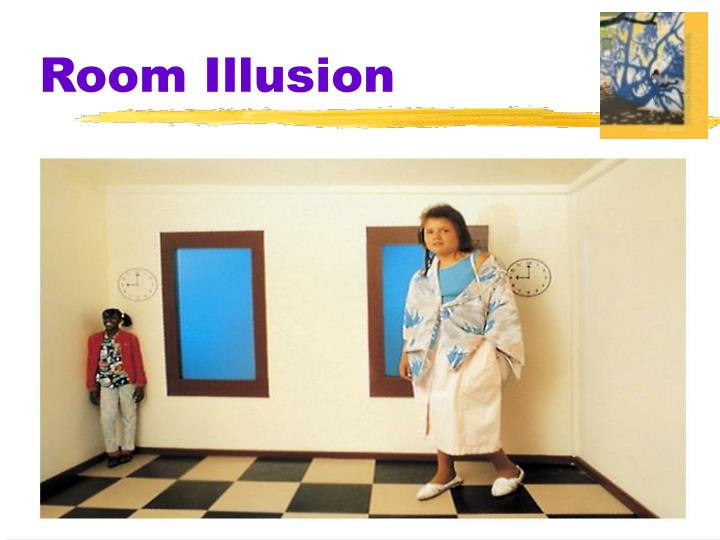 Room Illusion