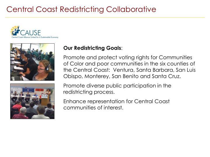Central Coast Redistricting Collaborative
