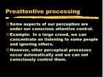 preattentive processing