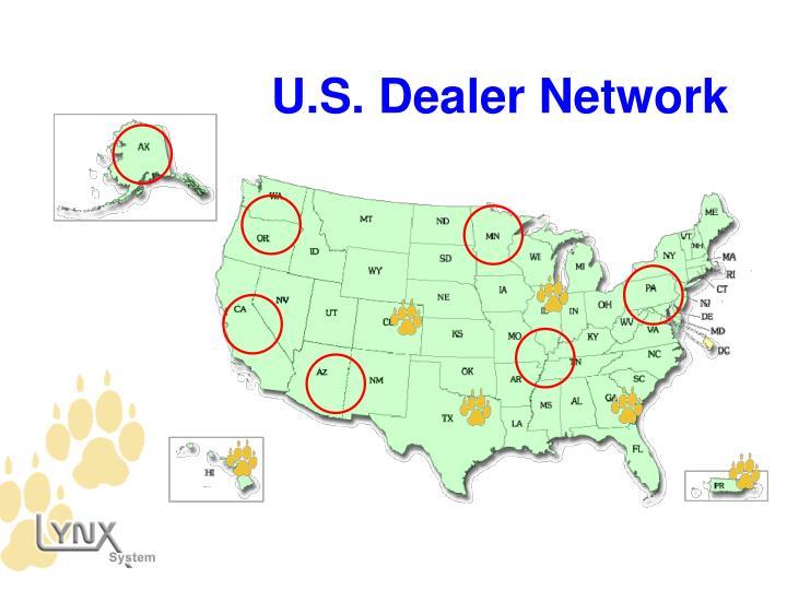 U.S. Dealer Network