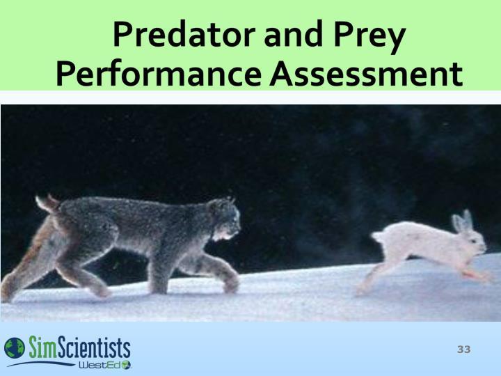 Predator and Prey