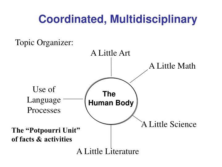 Coordinated, Multidisciplinary