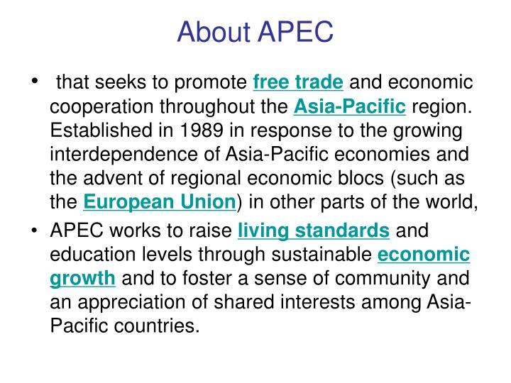 About APEC