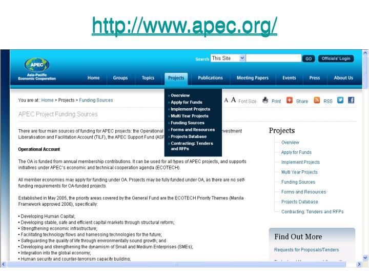 http://www.apec.org/