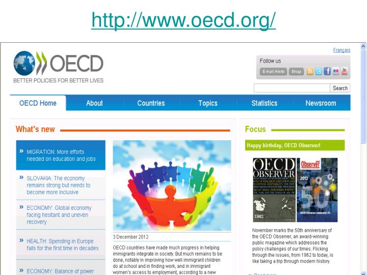 http://www.oecd.org/
