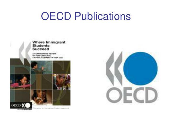 OECD Publications