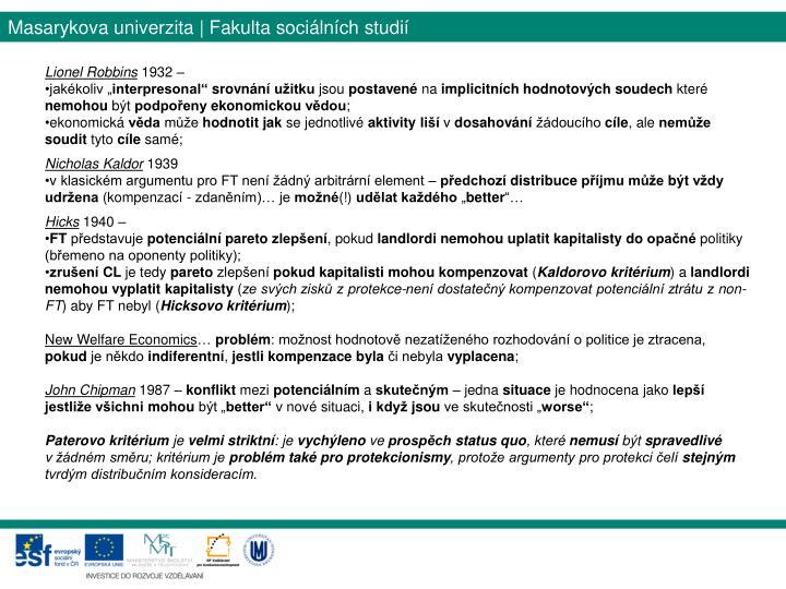 Masarykova univerzita | Fakulta sociálních studií