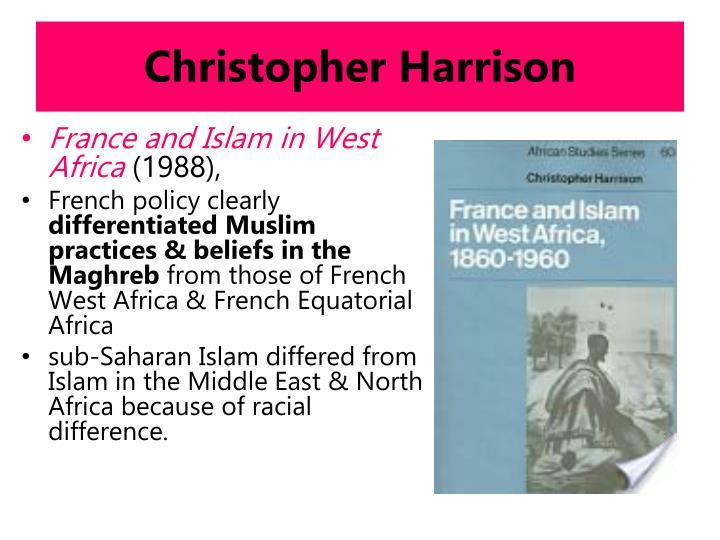 Christopher Harrison