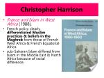 christopher harrison