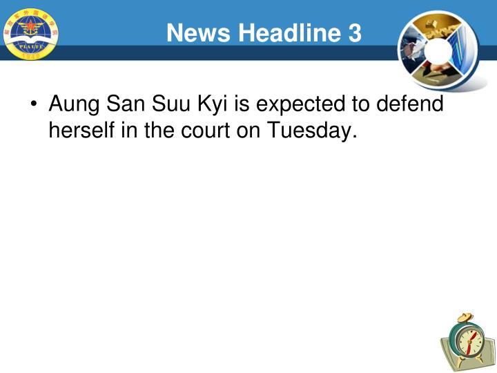 News Headline 3