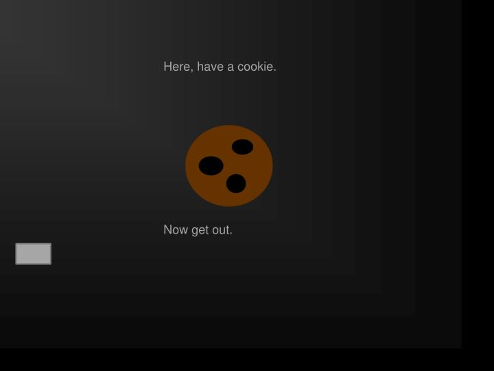 Side maze 3 hit wall 2 +cookie