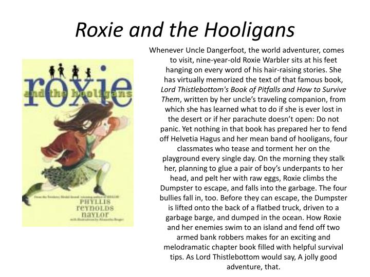 Roxie and the Hooligans