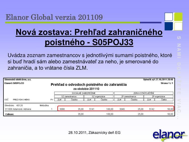 Elanor Global verzia 201109