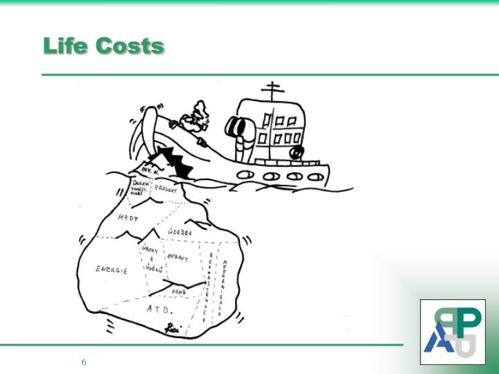 Life Costs