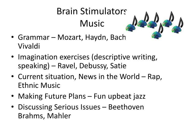 Brain Stimulators
