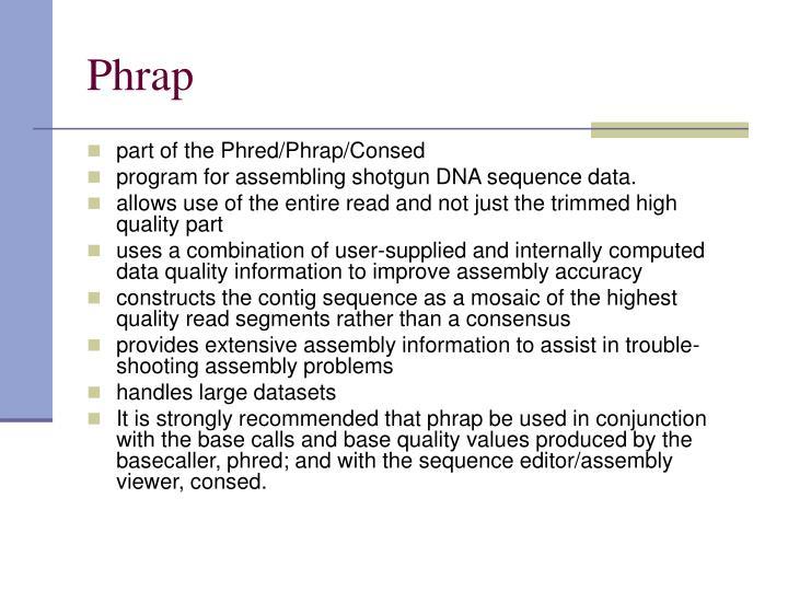 Phrap