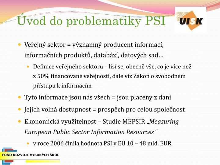 Vod do problematiky psi
