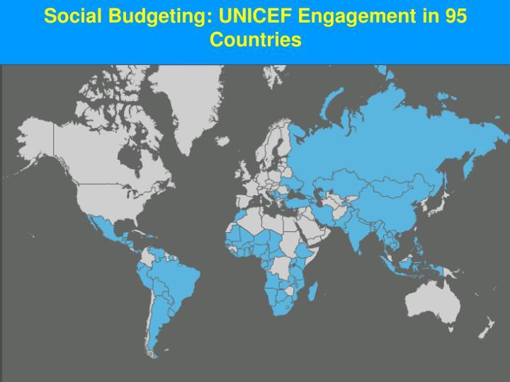 Social Budgeting: UNICEF