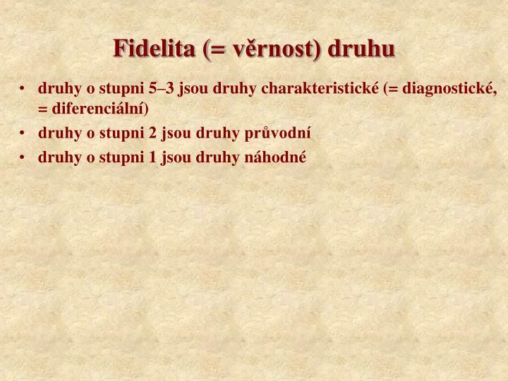 Fidelita (=