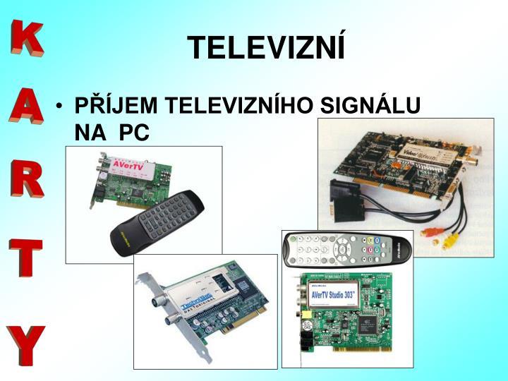 TELEVIZNÍ