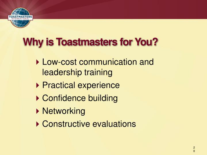 Low-cost communication and leadership training