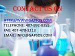 http www gapsos com telephone 407 992 8359 fax 407 479 3213 email info@gapsos com