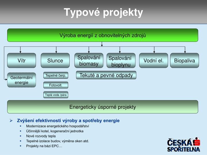 Typové projekty