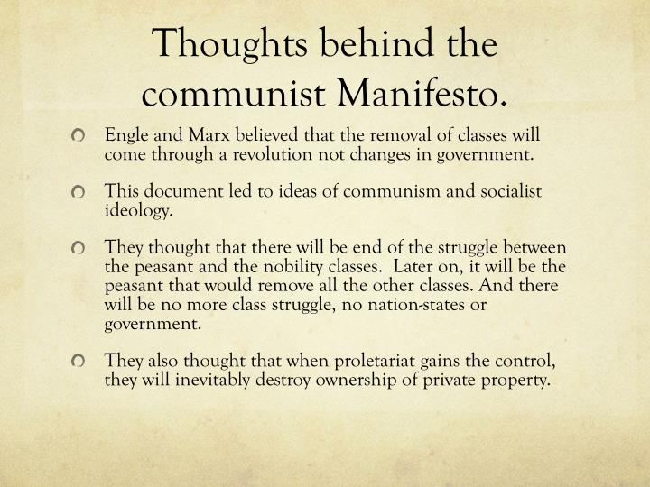 how accurate was the communist manifesto 1848: the publishing of the communist manifesto luckily for marx, his predictions about revolutions in the german states would prove accurate 1848.