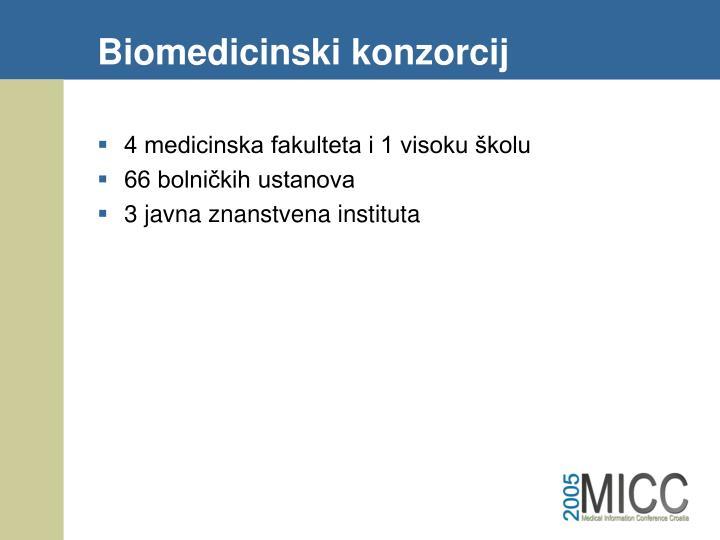 Biomedicinski konzorcij