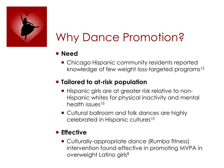 Why Dance Promotion?