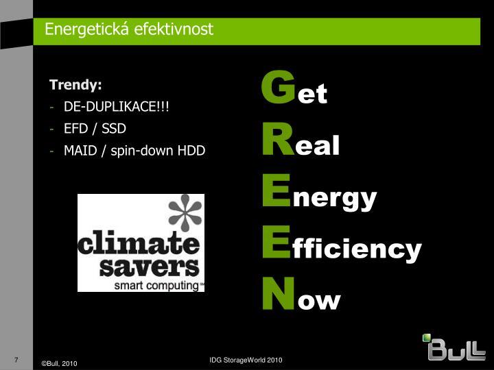 Energetická efektivnost