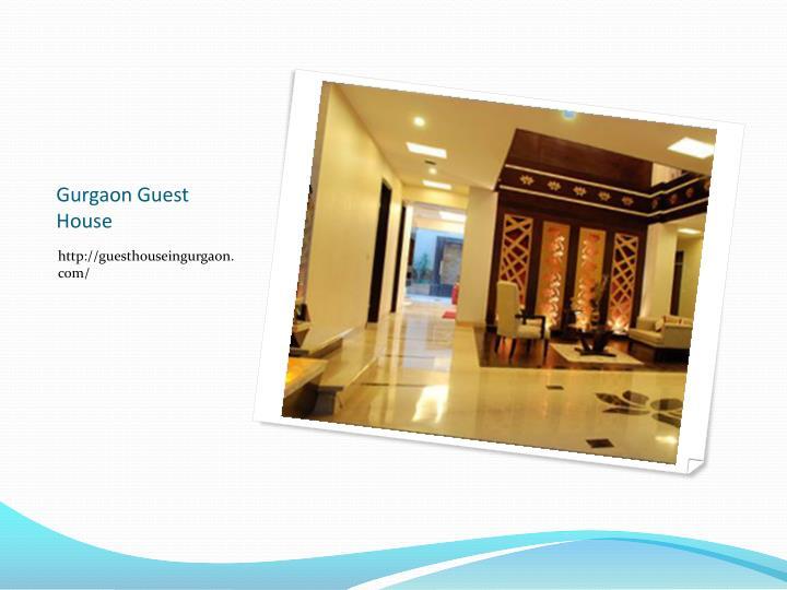 Gurgaon Guest House