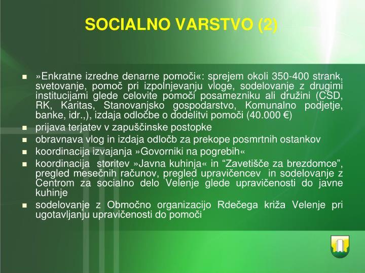 SOCIALNO VARSTVO (2)